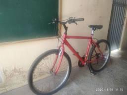 Bike recém revisada