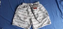 2 Shorts Mauricinho Tommy Hilfiger Tamanho P