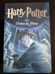 Box 7 Livros do Harry Potter