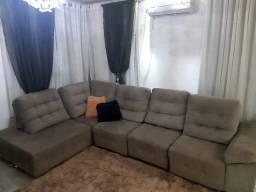 Vendo sofá muito bem conservado