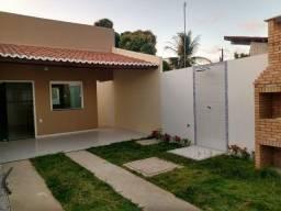 Casa nova 2 quartos, 2 banheiros, cozinha america, quintal etc