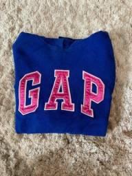 Moletom GAP original azul royal