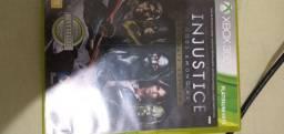 Jogo Xbox 360 - Injustice