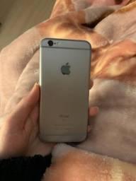 Título do anúncio: iPhone 6s 32GB cinza ótimo estado
