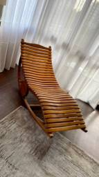 Vendo chaise em madeira 1,80x0,65