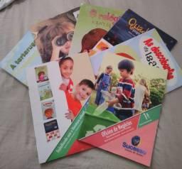 Kit de livros 1 ano