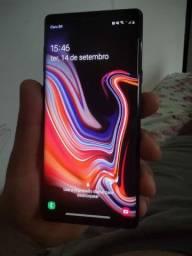 Título do anúncio: Galaxy note 9 128 gb funcionando tudo
