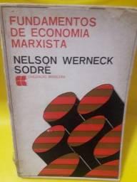 fundamentos de economia marxista_nelson werneck sodre R$ 20,00