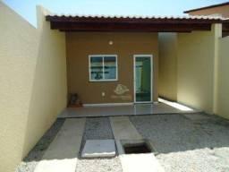 Casa com 2 dormitórios à venda, 76 m² por R$ 52.000,00 - Gereraú - Itaitinga/CE
