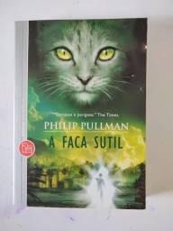 Livro A Faca Sutil - Philip Pullman