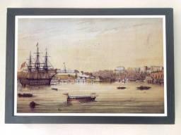 Quadro Para Decoração - Porto De Istambul