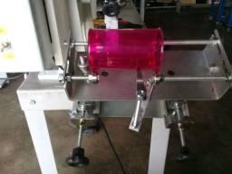 Máquina de Silk em canecas