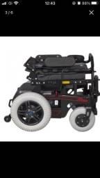 Cadeira de Rodas Motorizada Eletrica