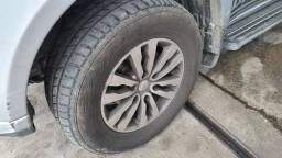 4 pneus pick-up 265x65x17