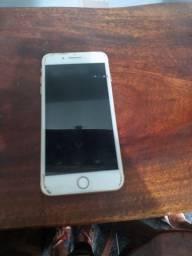 Apple IPhone 8 Plus 64GB Branco em perfeito estado