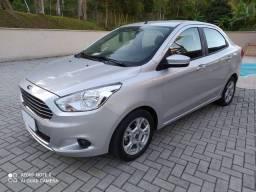 Vendo ou Troco Ford Ka Sedan 1.5 2018