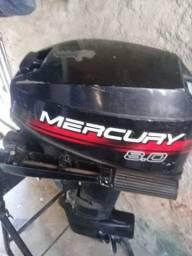 Título do anúncio: Motor mercury 8HP