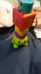 Brinquedo de encaixar Fisher price