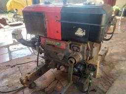 Motor estacionario diesel