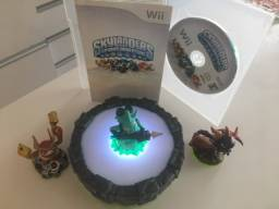 Jogo Nintendo Wii Skylanders Spyro Adventure Starter Pack