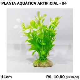 Planta Artificial Aquática