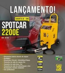 Título do anúncio: Vendo Repuxadeira - Spotter  18kv !!!
