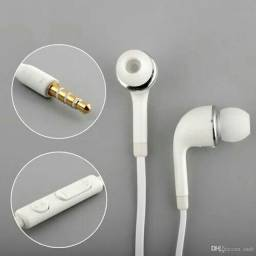 Fone de Ouvido J5 Samsung Motorola com microfone