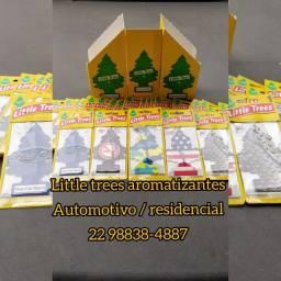 Little trees aromatizantes automotivo atacado e varejo