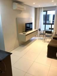 Apartamento com 2 dormitórios para alugar, 50 m² por R$ 2.500,00/mês - Tambaú - João Pesso