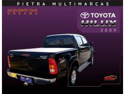 Toyota Hilux 2009 3.0 srv 4x4 cd 7 lugares 16v turbo intercooler diesel 4p automático