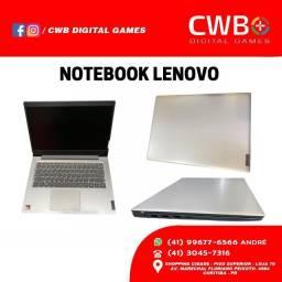 Notebook Lenovo IdeaPad Slim 81VS. Novo com garantia. Loja física