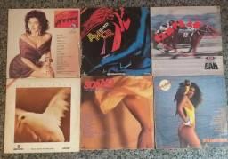 Vendo Lote 71 discos de vinil