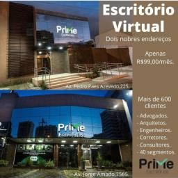 Escritório virtual não é tudo igual, um nobre endereço agrega valor.