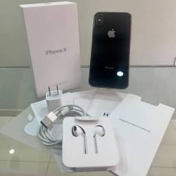 iPhone x 64gb garantía até maio