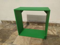 Nicho 30 X 30 X  15cm verde