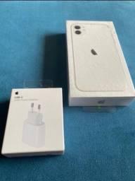 Título do anúncio: Iphone 11 64gb + Carregador (Lacrados com Garantia!!!)