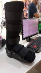 Bota Imobilizadora Cano Longo Ortopédica Bilateral Robocop