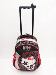 Mochila de Rodinha Hello Kitty