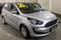 Título do anúncio: Ford Ka Se 1.0 - Flex - 52Mil- 2020 - Ipva ok - Carro novo!!!