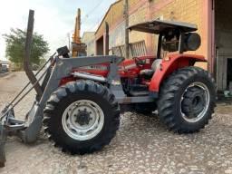 Vendo Trator Massey Ferguson 292 ano 2009