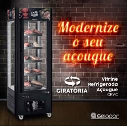 Expositor de carnes Giratorio gelopar - JM equipamentos BC