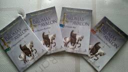 Coleção as Brumas de Avalon (4 livros + brinde)