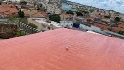 Reformamos e fabricamos telhados rufos calhas