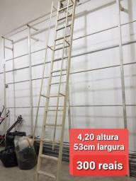 Escada longa