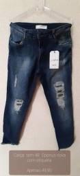 Título do anúncio: Calça  jeans OPPNUS nova
