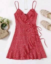 Vestido Novo importado