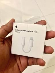 Adaptador Apple fone de ouvido