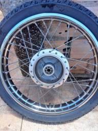 Rodas originais ronda 160 ou 150