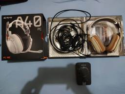 HEADSET ASTRO A40 + MIXAMP