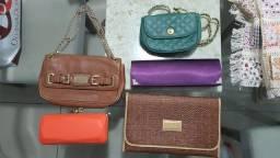 Vendo bolsas e clotch